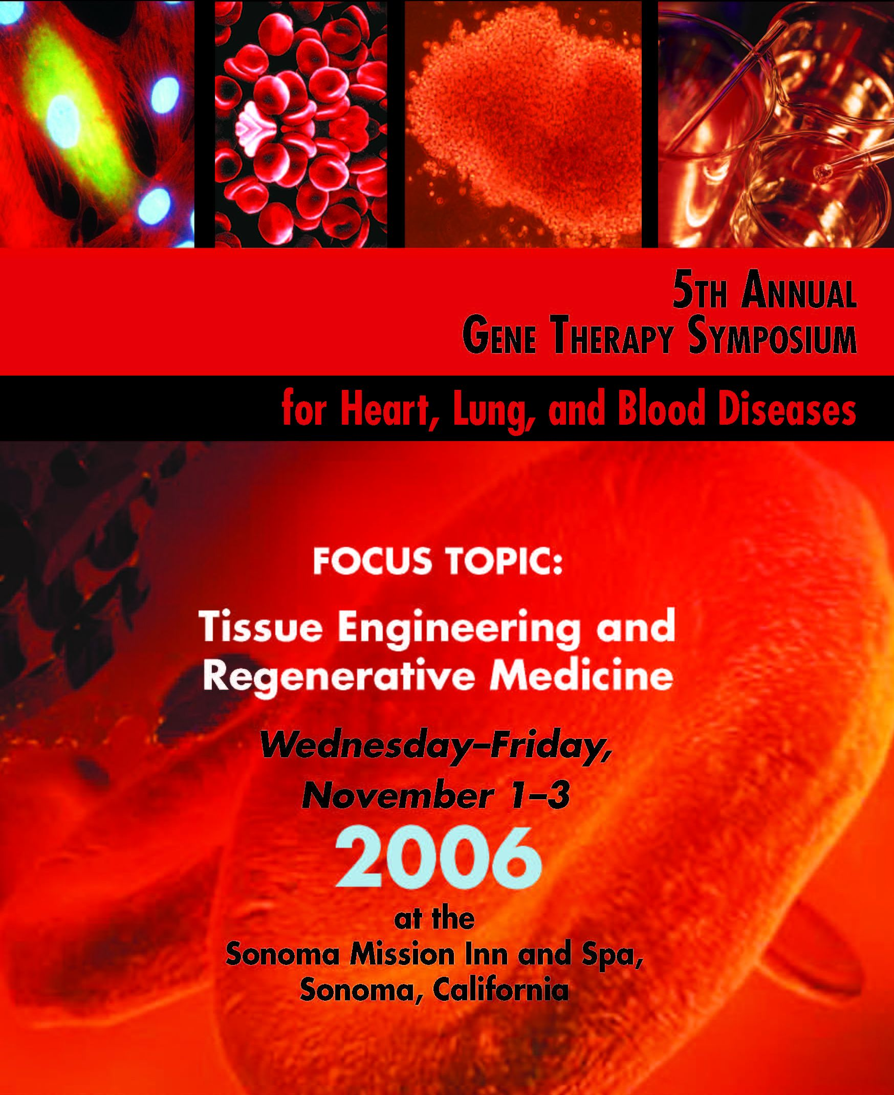 5th Annual Gene Therapy Symposium Poster