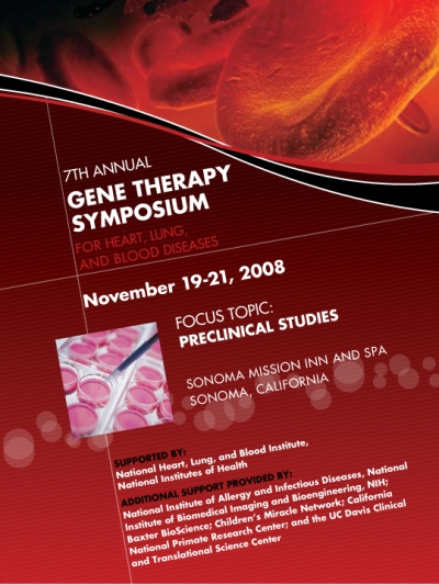 7th Annual Gene Therapy Symposium Poster