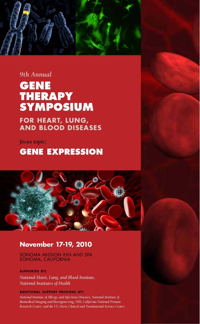 9th Annual Gene Therapy Symposium Poster