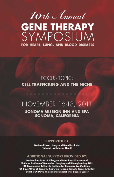 10th Annual Gene Therapy Symposium Poster