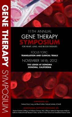 11th Annual Gene Therapy Symposium Poster