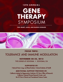 12th Annual Gene Therapy Symposium Poster