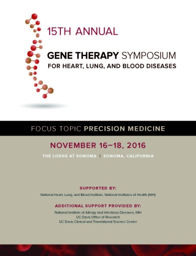 14th Annual Gene Therapy Symposium Poster